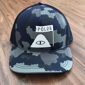 Poler Stuff Camp Vibes Mesh back hat c07dd4465c9
